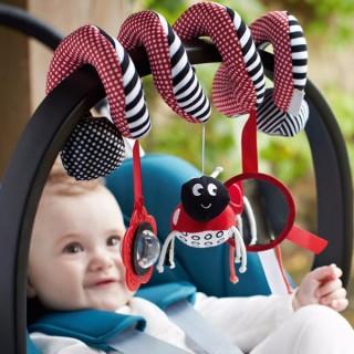 Aktívna špirála Baby Play (2 druhy)