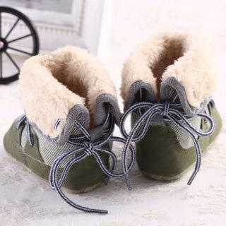 Capačky / čižmičky na zimu – Bebe (rôzne farby)