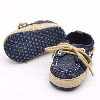Detské tenisky – námornícke