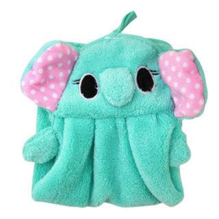 Detský ručník – Zvieratká (rôzne farby)