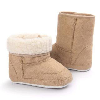 Capačky / čižmičky na zimu – Bibi (rôzne farby)