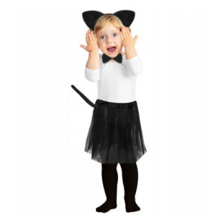 Kostým na karneval – mačička